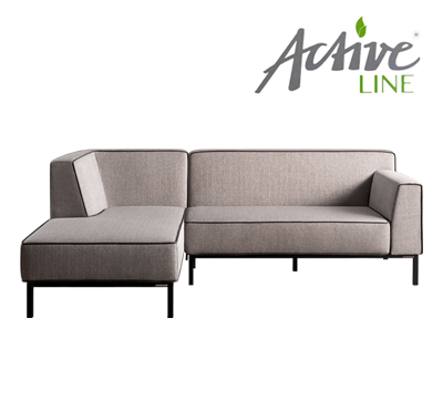 OBLIQUE SOFA SET1 by Höpke